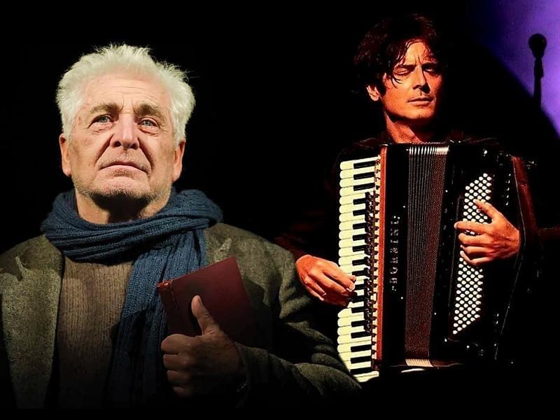 FESTIVAL DI TORRECHIARA RENATA TEBALDI  nel Castello di Torrechiara: Tango y Amor Ugo Pagliai e Davide Cavuti