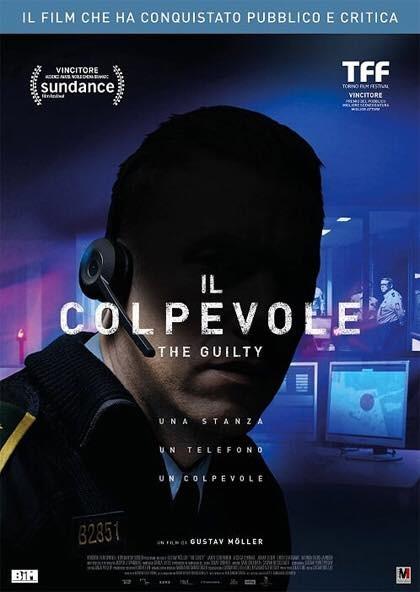 IL COLPEVOLE-The Guilty all'arena estiva del  Cinema Astra