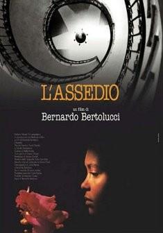 :Maestri del cinema dell'Emilia-Romagna  L'ASSEDIO  Di Bernardo Bertolucci.