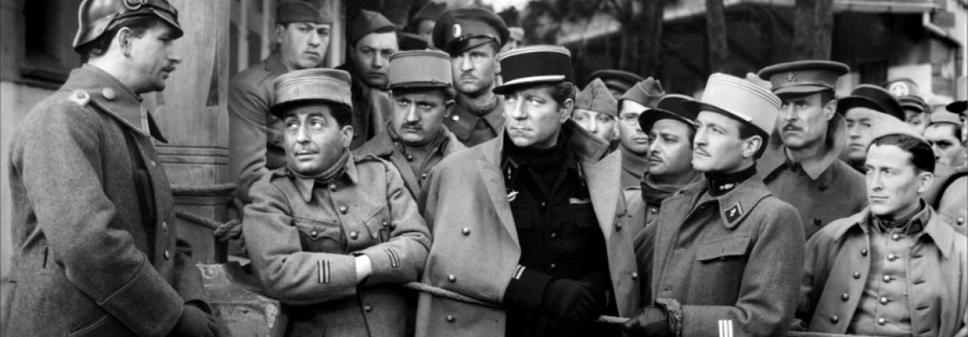 LA GRANDE ILLUSIONEdi Jean RenoirI al Cinema Edison arena estiva
