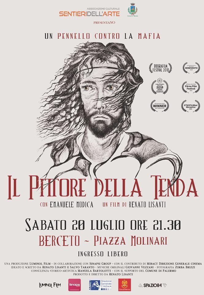 """""""Il pittore della Tenda"""" di Renato Lisanti"""