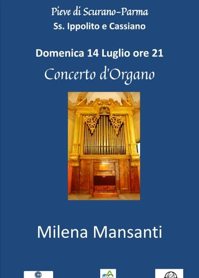Concerto d'organo nella pieve di Scurano