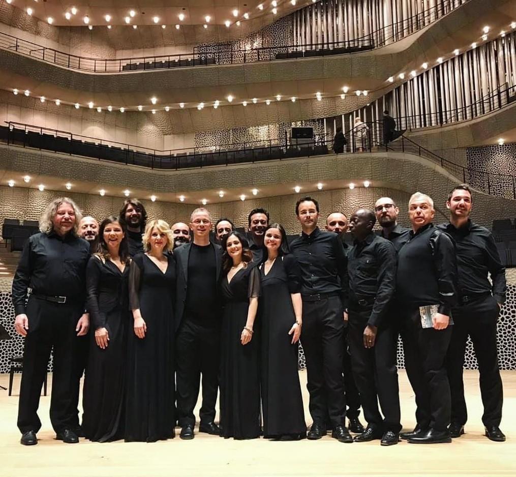 D'ASCOLTAR IL DILETTO Concerto del Coro Porta di Cremona  alla Galleria Nazionale