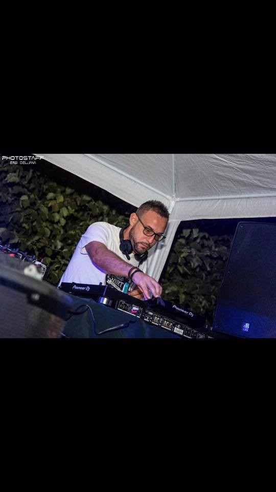 Dj Angelo Piscopo live at Altro