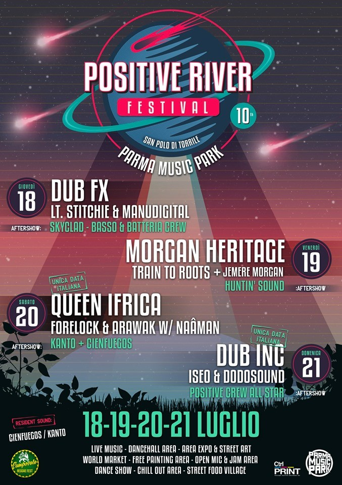 Positive River Festival