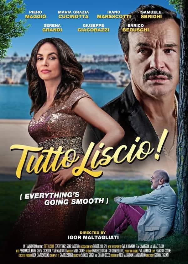 Accadde domani  TUTTO LISCIO ! al Cinema D'Azeglio arena estiva