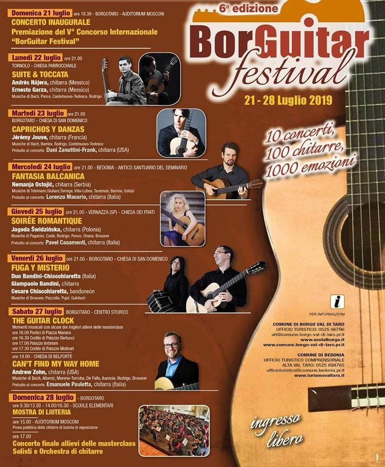Borguitar Festival