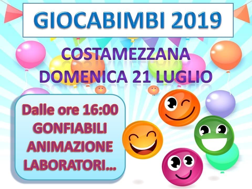 Giocabimbi 2019 a Costamezzana