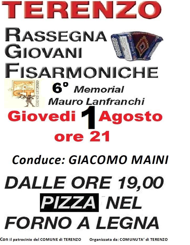 Festa della Fisarmonica a Terenzo