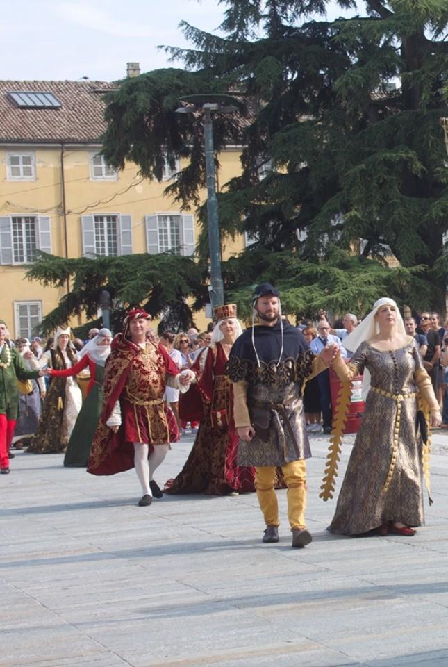 Palio di Parma 21 - 22 settembre 2019: partecipa anche tu