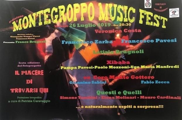 Montegroppo Music Fest 2019