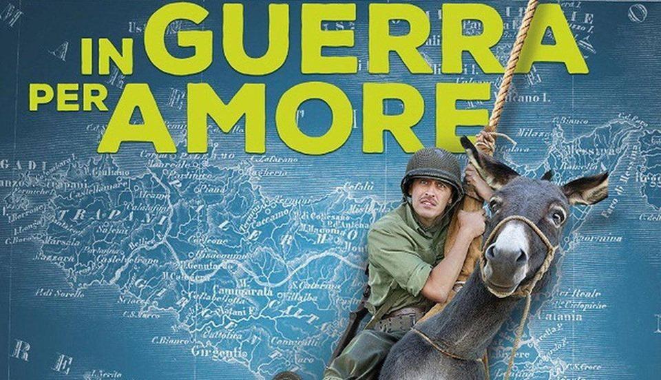 """""""Cinema estivo"""" a Tortiano """"In guerra per amore"""""""