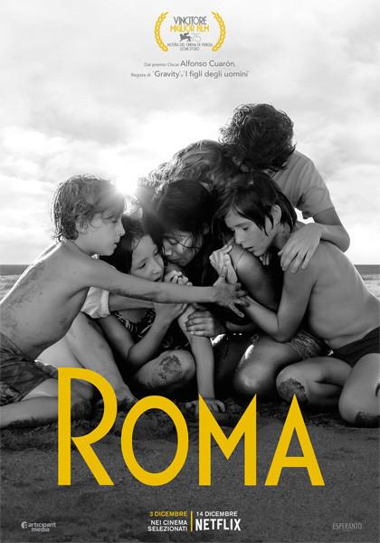 ROMA  Vincitore di 3 Premi Oscar all'arena estiva del  Cinema Astra