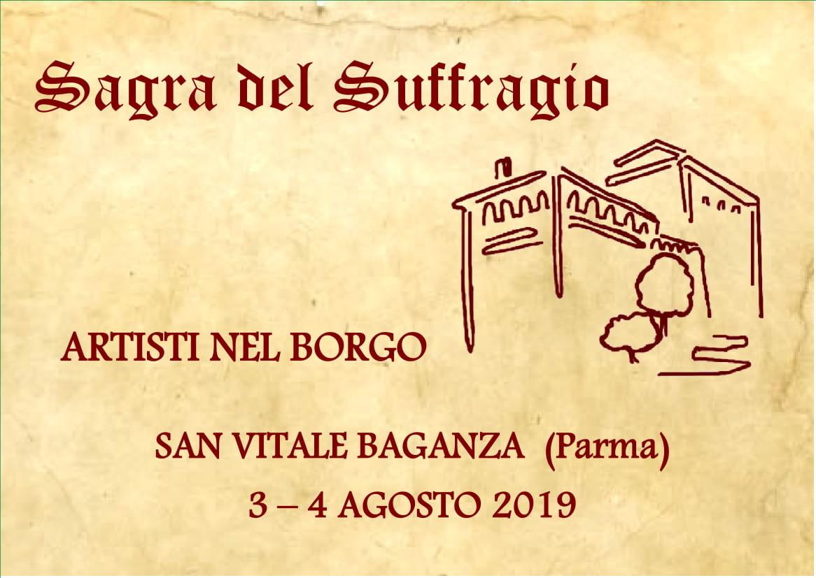 SAGRA DEL SUFFRAGIO 2019 a San Vitale Baganza
