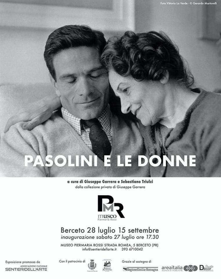 Pasolini e le donne, mostra al Museo Pier Maria Rossi