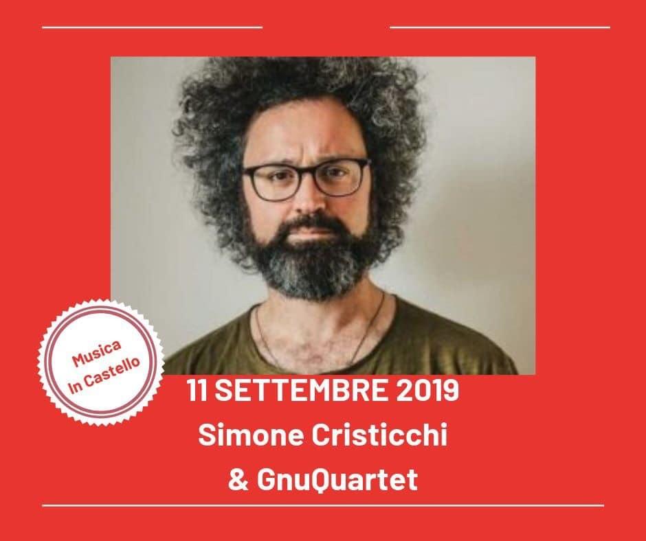 MUSICA IN CASTELLO: SIMONE CRISTICCHI