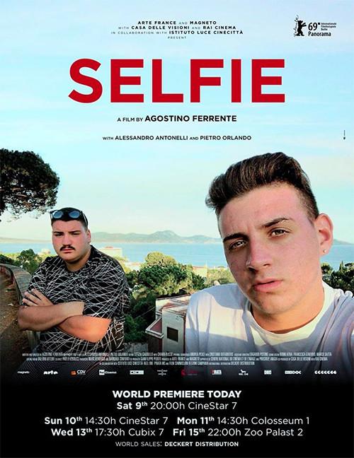 Rassegna: Accadde Domani  Selfie di Agostino Ferrente