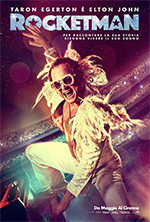 """The Original Ones""    ROCKETMAN   al  Cinema D'Azeglio arena estiva"