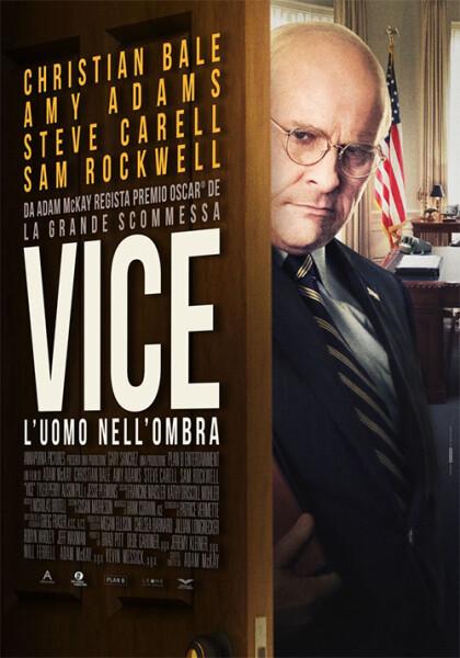 Esterno Notte! il cinema nella Corte del Palazzo delle Orsoline OF: Vice - L' uomo nell'Ombra