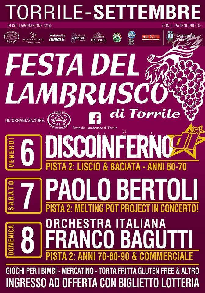 Festa del lambrusco di Torrile