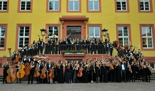 86 giovani musicisti a Villa Pallavicino Venerdì 09 Agosto 2019