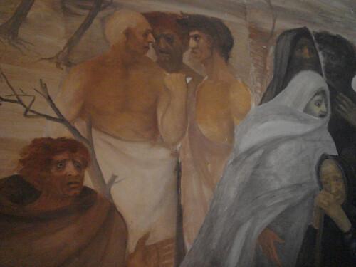 I Folletti e le Maestà, i portali e gli affreschi Un tuffo in 2 borghi appenninici: Bosco e Sesta, le storie intrecciate di Uomo e Natura