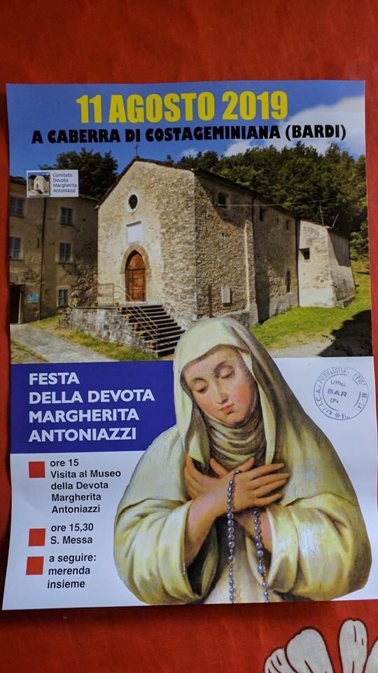 Festa della DEVOTA MARGHERITA ANTONIAZZI
