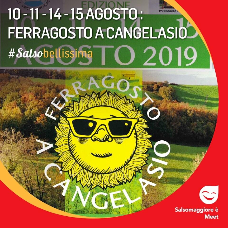 Grande festa di Ferragosto a Cangelasio!