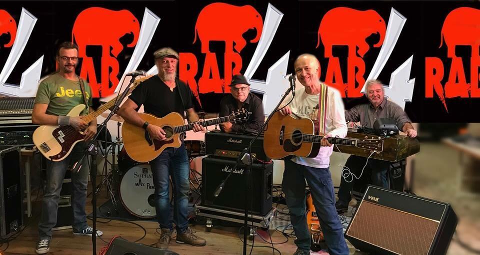 Americrazy  Musica e parole sulla cultura pop americana con i RAB4