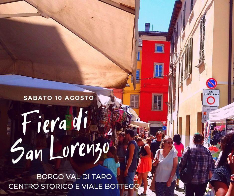 Fiera di San Lorenzo a Borgotaro