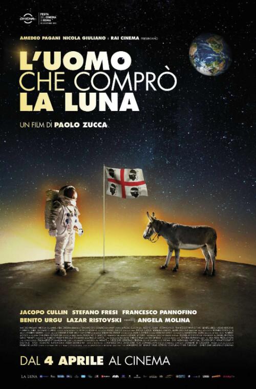 L'UOMO CHE COMPRO' LA LUNA all'arena estiva del  Cinema Astra