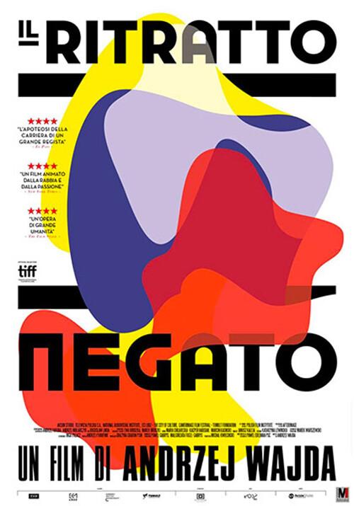 IL RITRATTO NEGATO al  Cinema D'Azeglio arena estiva PRIMA VISIONE
