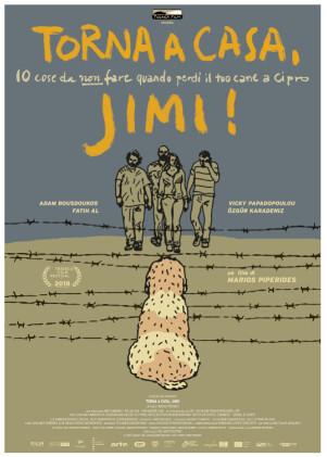 TORNA A CASA ,JIMI ! al Cinema D'Azeglio arena estiva