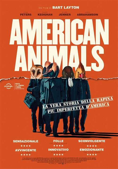 """The Original Ones""  AMERICAN ANIMALS"