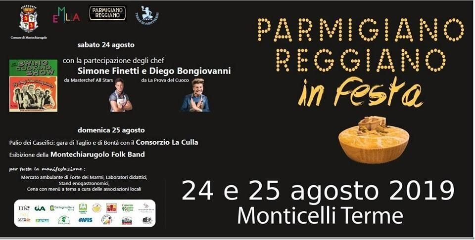 Parmigiano Reggiano in Festa a Monticelli