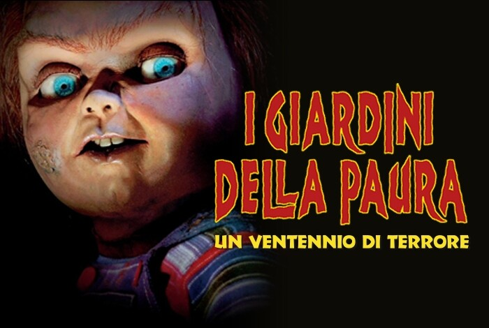 """I Giardini della Paura: speciale doppia proiezione con """"La bambola assassina"""