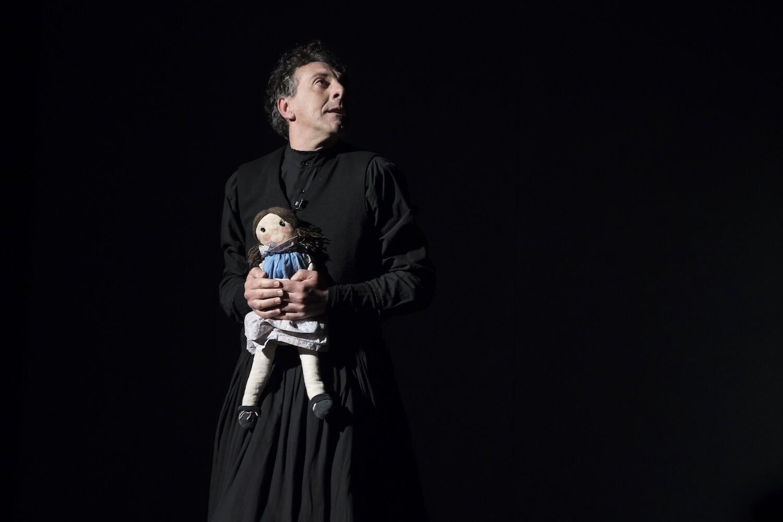"XVIII° Palio Poetico Teatrale Musicale      ERMO COLLE 2019: "" Alfonsina Panciavuota"""