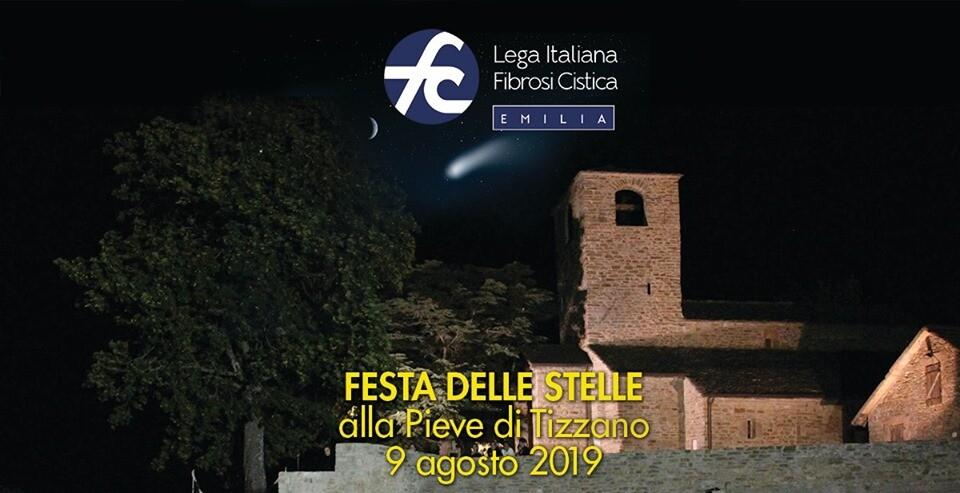 Festa delle stelle, cena e musica alla Pieve di Tizzano