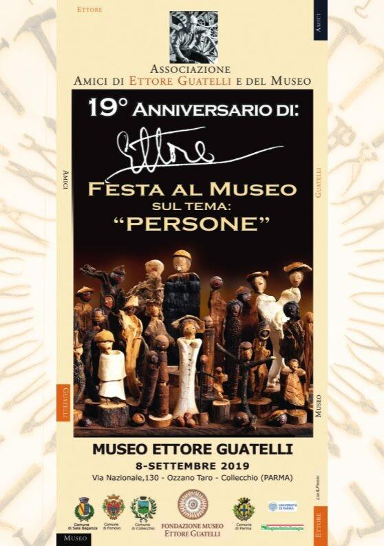 19° Festa in ricordo di Ettore Guatelli