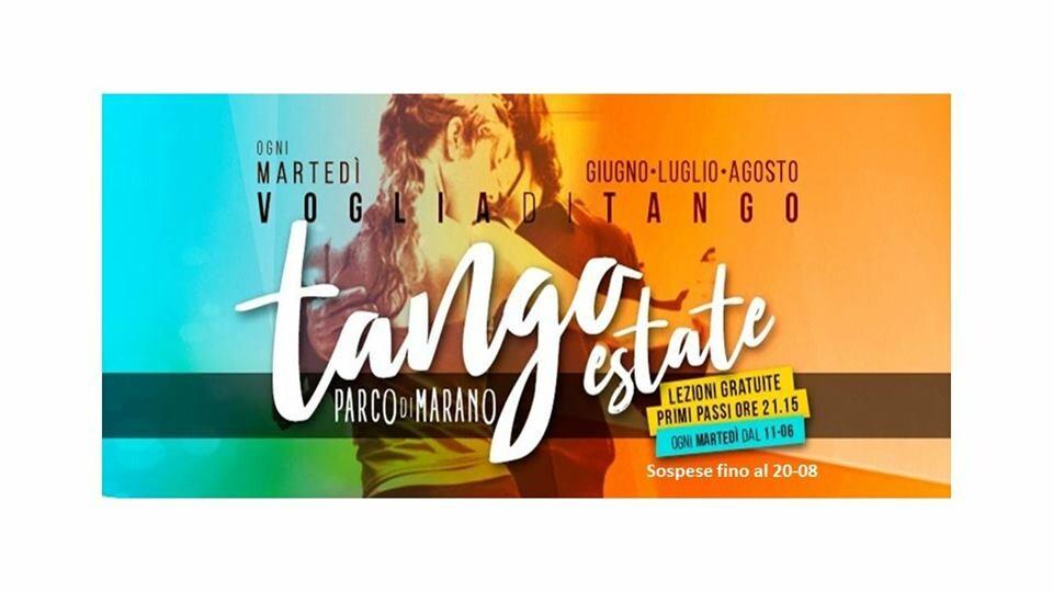 Milonga di Voglia di Tango Tdj Tania Defant
