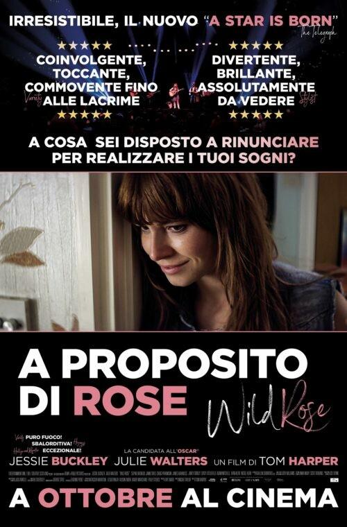"""""""Anteprima Stagione 2019-2020""""  A PROPOSITO DI ROSE (Wild Rose)"""