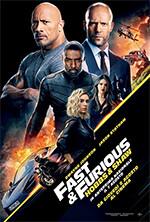 FAST & FURIOUS-HOBBS & SHAW al cinema Odeon di Salsomaggiore