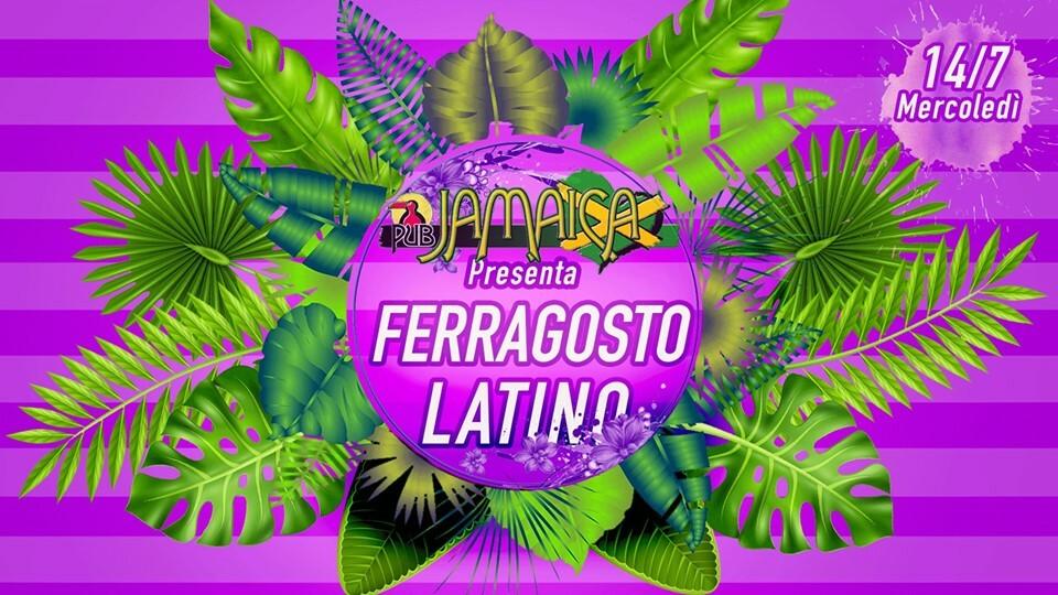 Ferragosto al Jamaica, serata latina con ballerini e dj