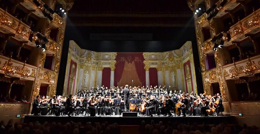 Festival Verdi 2019: Filarmonica Arturo Toscanini Coro del Teatro Regio di Parma