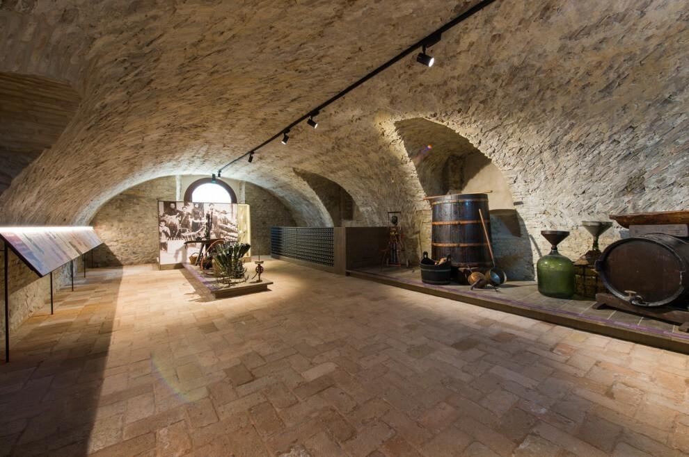 Ferragosto in Rocca a al Museo del Vino