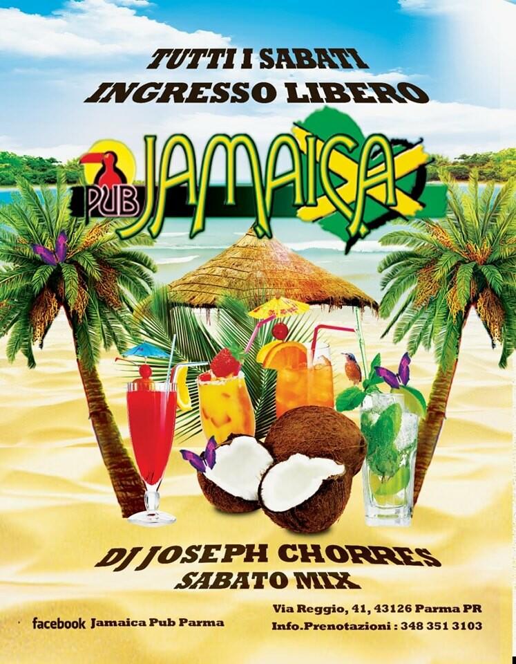 JAMAICA PUB PARMA: ingresso libero al sabato