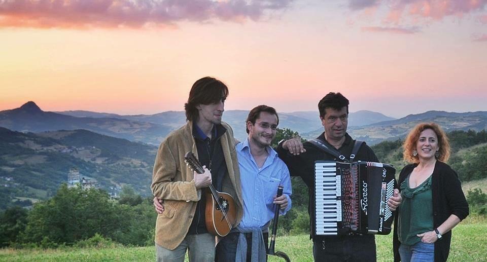 Serenin -musiche tradizionali dell'Appennino Emiliano