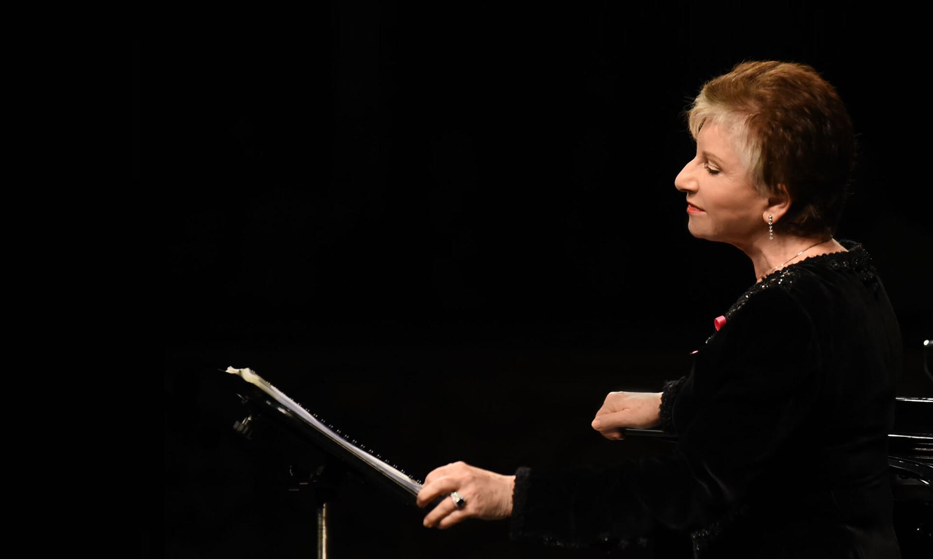 Festival Verdi 2019: Mariella Devia  Pianoforte GIULIO ZAPPA