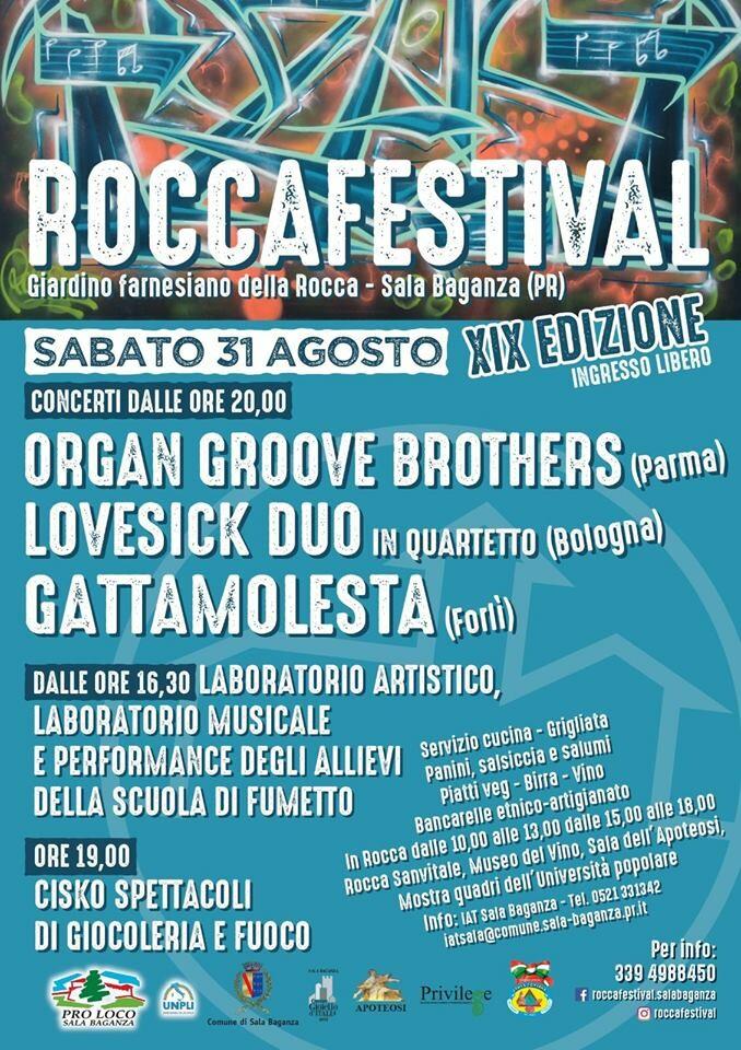 Roccafestival