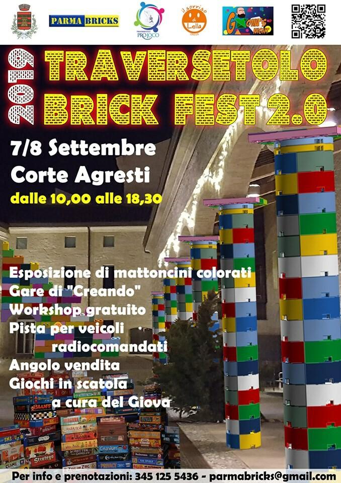 Traversetolo Brick Fest 2.0